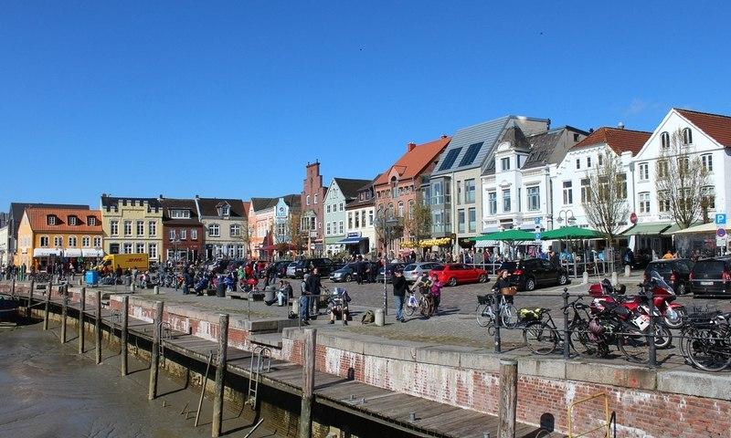 Hafenmarkt Husum