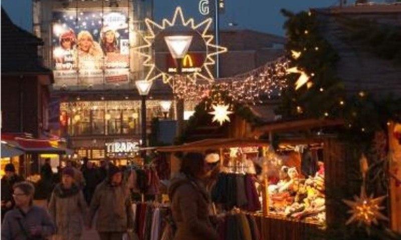 Tibarg Weihnachtsmarkt